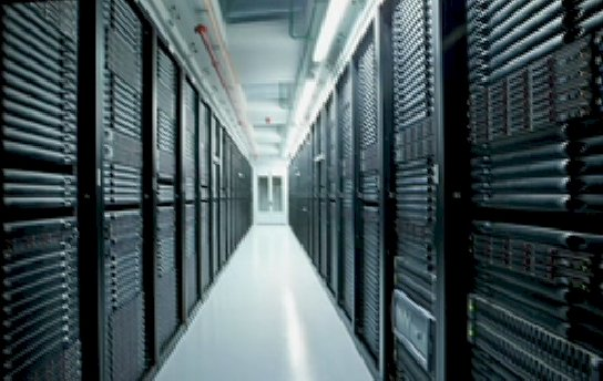 Apple Maiden data center servers and storage