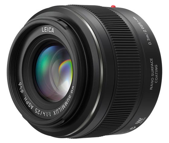 Leica DG Summilux f1.4 25mm H-X025