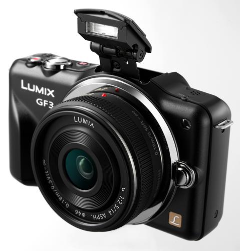Pansonic Lumix DMC-GF3
