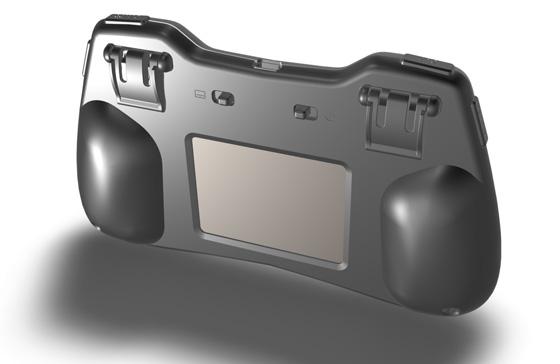 iTablet Bluetooth Thumb-Keyboard