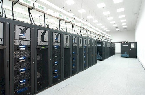 T-Platforms MSU data center