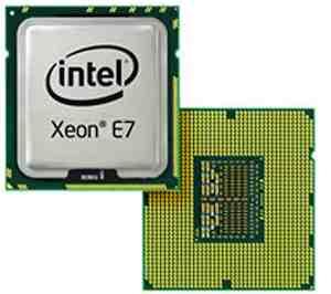 Intel Xeon E7 server chip