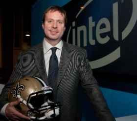 Kirk Skaugen, head of Intel Data Center Group