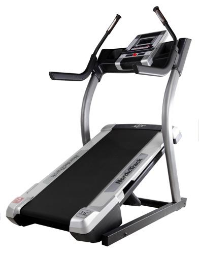 Internet treadmill