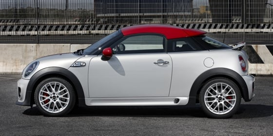 BMW Mini Cooper Coupe