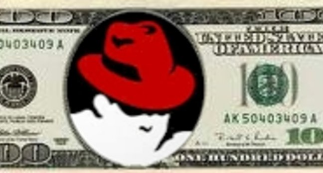 Red Hat 100 Dollar