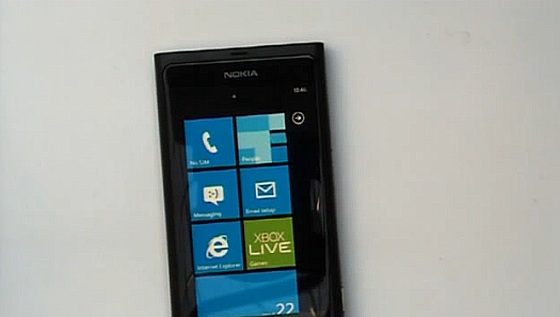 Nokia Windows Phone Mango