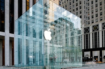 Europe's highest court: Apple CAN trademark its retail store layout