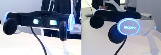 Sony VR 3D BD Specs