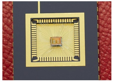 IBM Research's experimental PCM chip