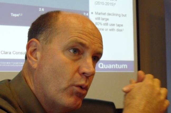 Quantum CEO Jon Gacek