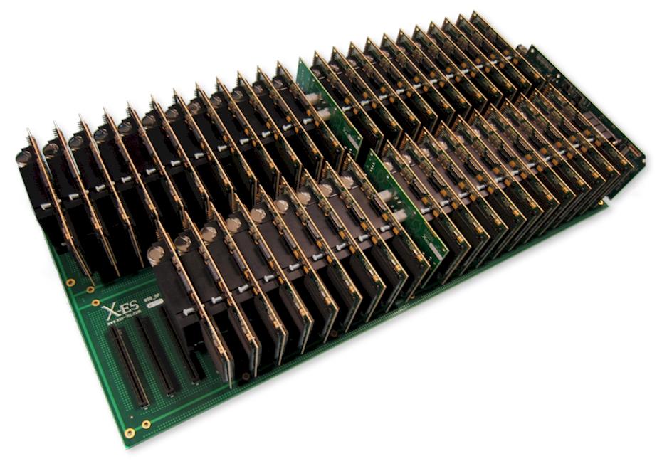 X-ES Cray microserver