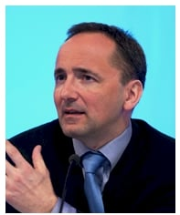 SAP co-CEO Hagemann Snabe