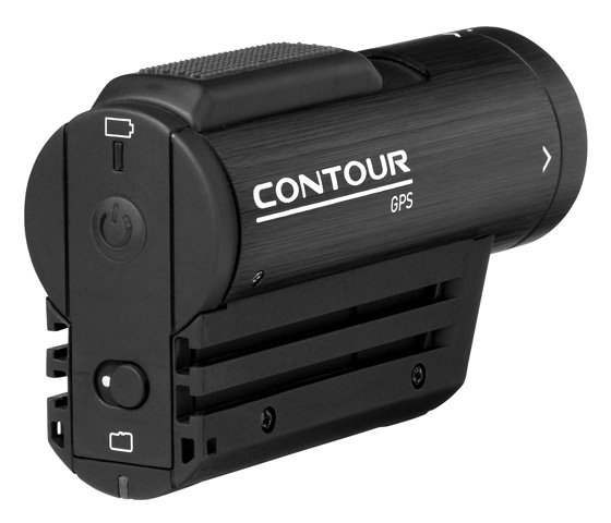Contour GPS Bluetooth camera