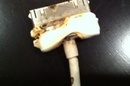 Gus Pinto's iPhone cable