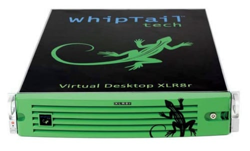 Whiptail XLR8r appliance