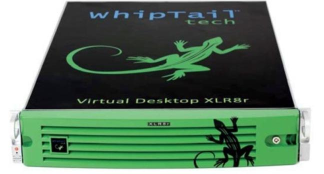 Whiptail XLR8r appliance