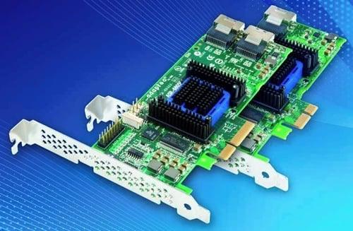 Adaptec 6E RAID Controller