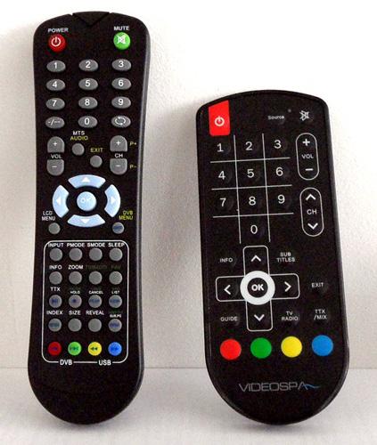 Videotree Videospa bathroom TV