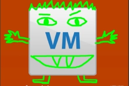 VMware Monster VM