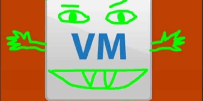 VMware Monster VM