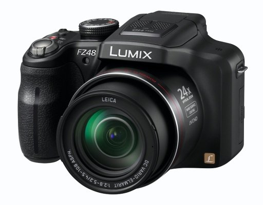 Panasonic Lumix DMC-FZ48