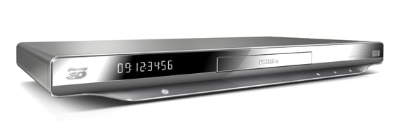 Philips BDP7600 Blu-ray player with Net TV
