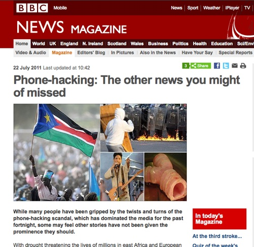 Phone Hack Backlash Bbc In Embarrassing Headline Gaffes