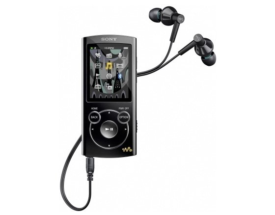 Walkman NWZ-A860