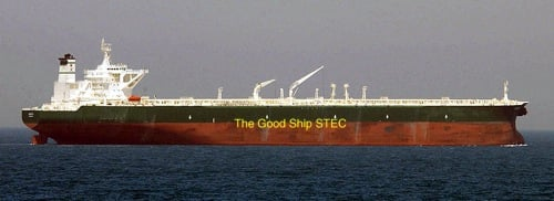 STEC as oil tanker