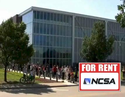 NCSA petaflops facility