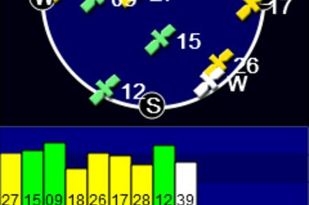 Magellan eXplorist 710 GPS