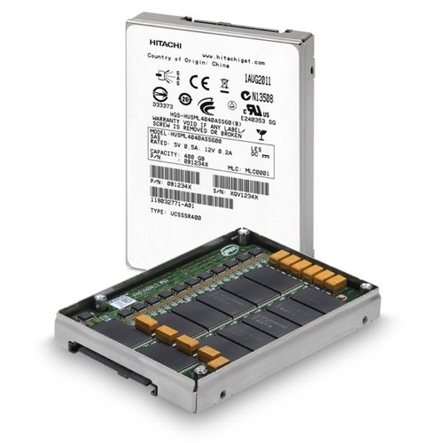 Hitachi GST Ultrastar SSD400M