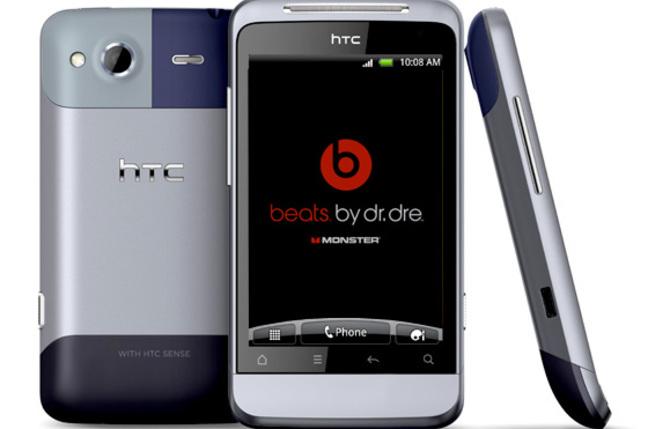 HTC Beats mockup