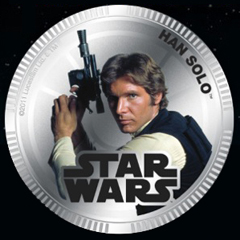 Han Solo coin