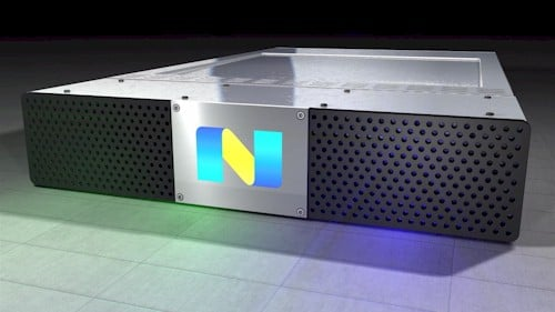 Nutanix cloud appliance