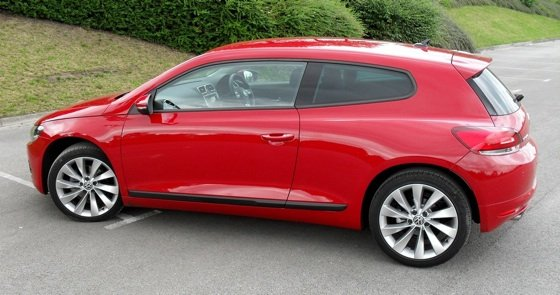 Volkswagen Scirocco BlueMotion Technology TDI 140
