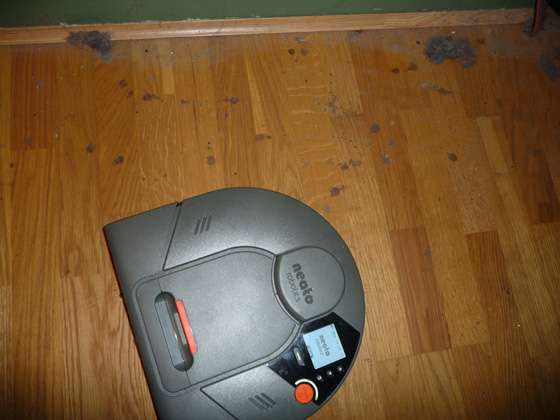 Neato Robotics XV-15 vacuum cleaner