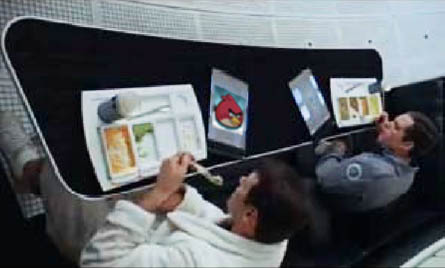 Table-computer still frame from '2001: A Space Odyssey'