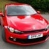 VW Scirocco BlueMotion Technology TDI 140