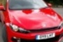 VW Scirocco BlueMotion Technology TDI 140
