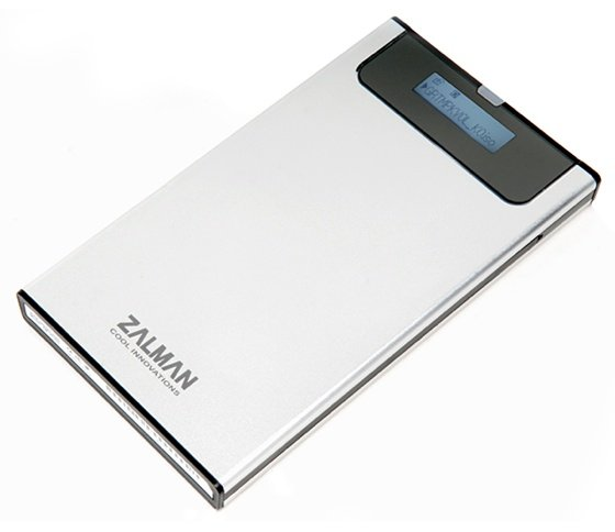 Zalman ZM-VE200 portable virtual Rom drive