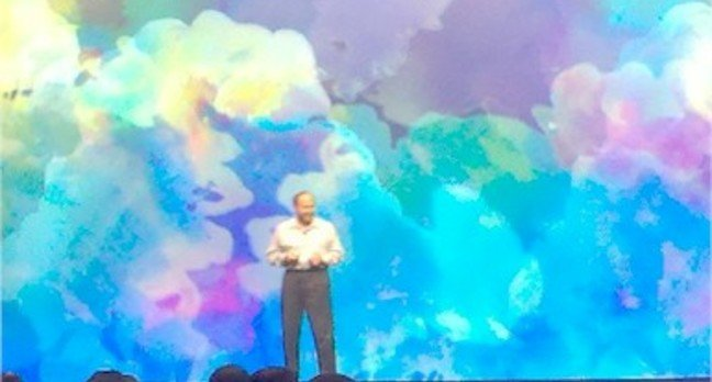 Paul Maritz VMworld keynote