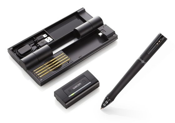 Wacom Inkling digital pen