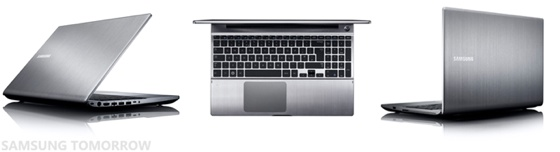 Samsung Series 7 Chronos notebook