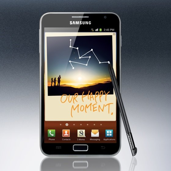 Samsung Galaxy Note new smartphone concept