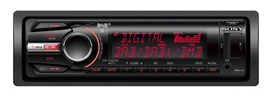 Sony CDX-DAB700U