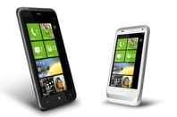 HTC Titan and Radar Windows Phone 7.5 smartphones