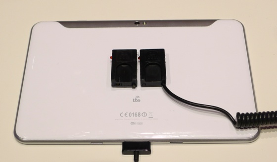 Samsung Galaxy Tab 8.9 LTE tablet