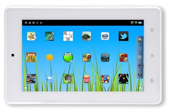 AndyPad Pro budget Android tablet